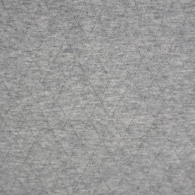 Steppsweat grau Signe melange Swafing hellgrau