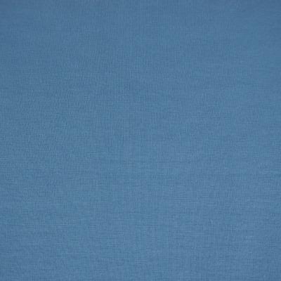 Jersey taubenblau blaugrau jeansblau Baumwolljersey Stoff