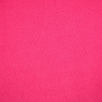 Baumwollfleece Fleece Baumwolle pink