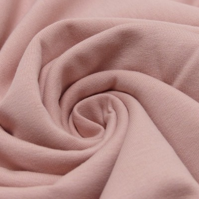 Sweat Sommersweat angeraut puderrosa pastell