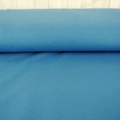 Sweat Sommersweat jeansblau taubenblau