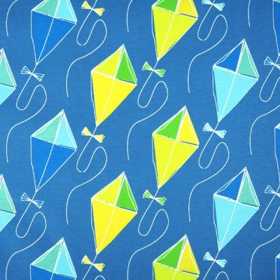 Jersey Blaubeerstern Drachenflug blau sturmblau