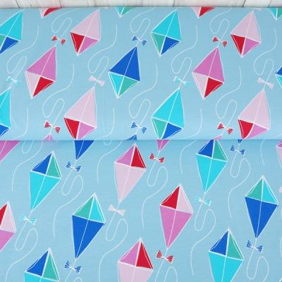 Jersey Blaubeerstern Drachenflug hellblau
