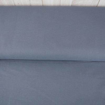 Baumwolle Webware Fahnentuch grau hellgrau