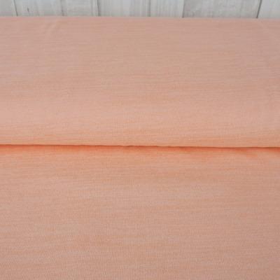Strick Strickstoff apricot pastell Swafing Lisa