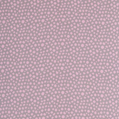 Bündchen Karla Jaquardbündchen Punkte grau rosa
