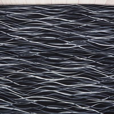 Sweat Wire Petra Laitner Wellen Linien