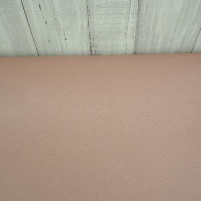 Kunstleder rosa rosé Perlmutt glänzend metallic
