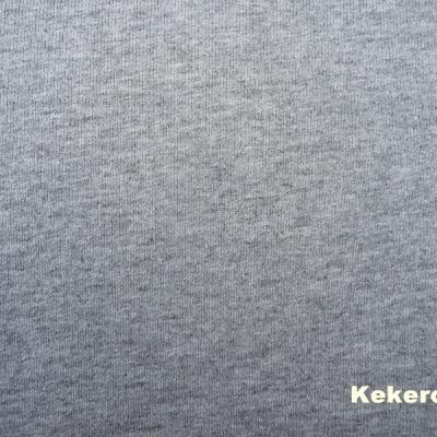 Jersey grau graumeliert melange