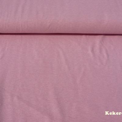 Jersey melange meliert rosa