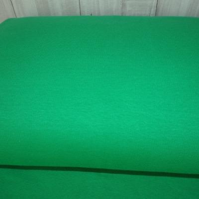 Bündchen grün grasgrün