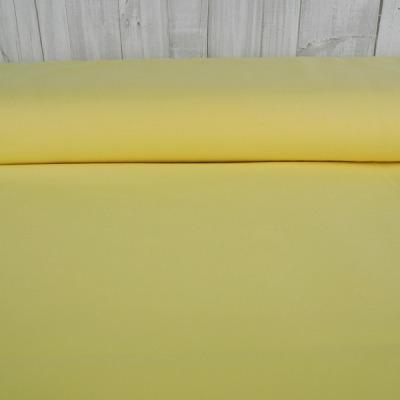 Jersey gelb hellgelb Baumwolljersey