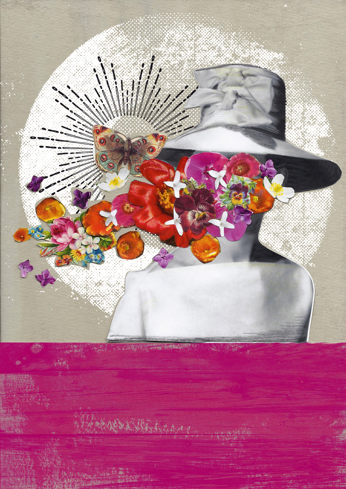 Poster Grazie Kunstdruck A3