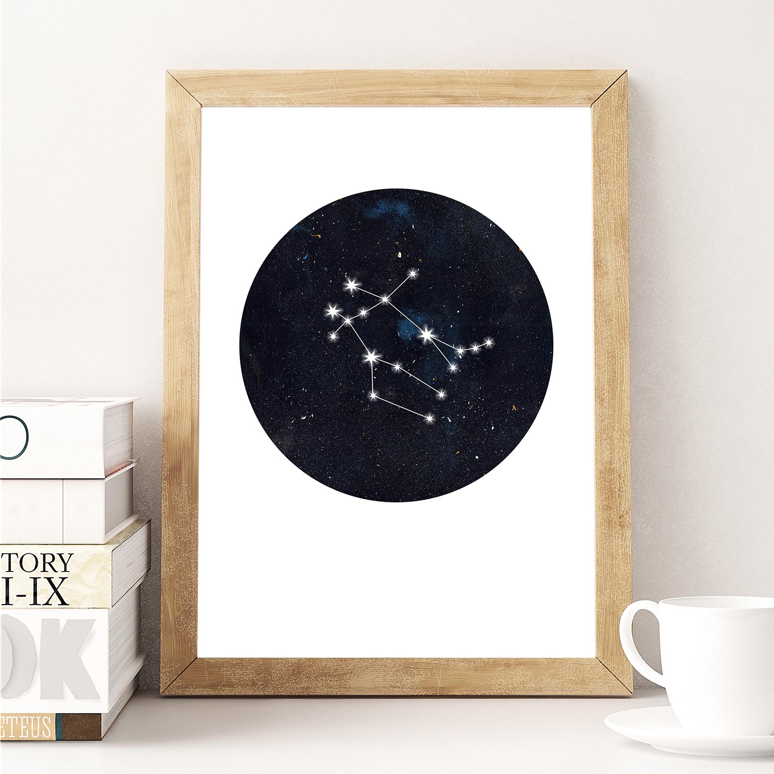 Sternzeichen Zwilling - 1