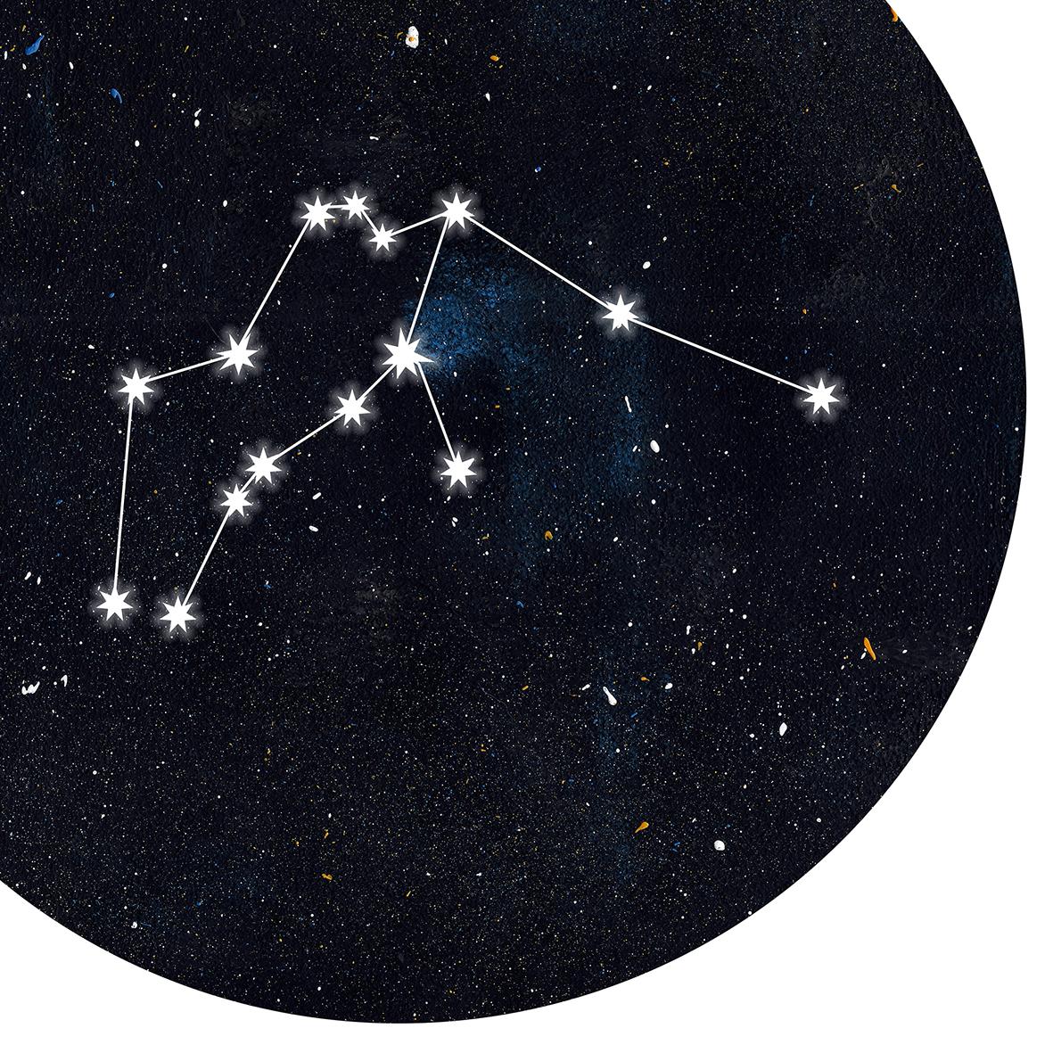 Sternzeichen Wassermann - 2