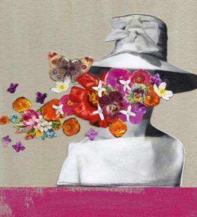 Poster Grazie Kunstdruck A3 - Collageart