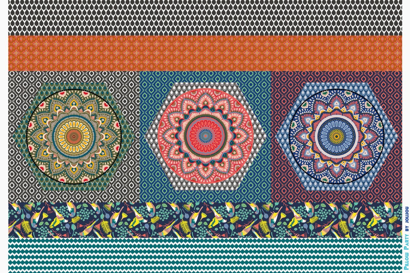 Pillow Party von Swafing by jolijou neue Farbe - 1