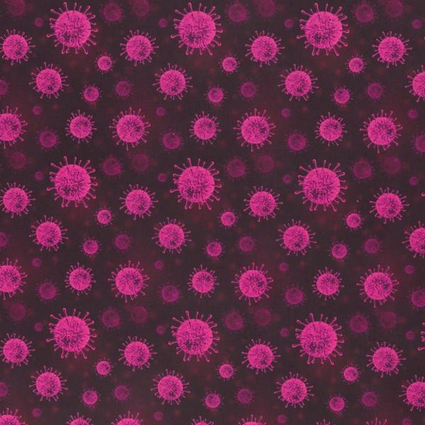 Baumwolle Corona Virus Swafing Kim 5