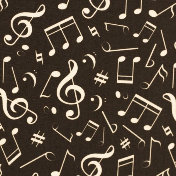 Baumwolle Noten Musik Swafing Kim 4
