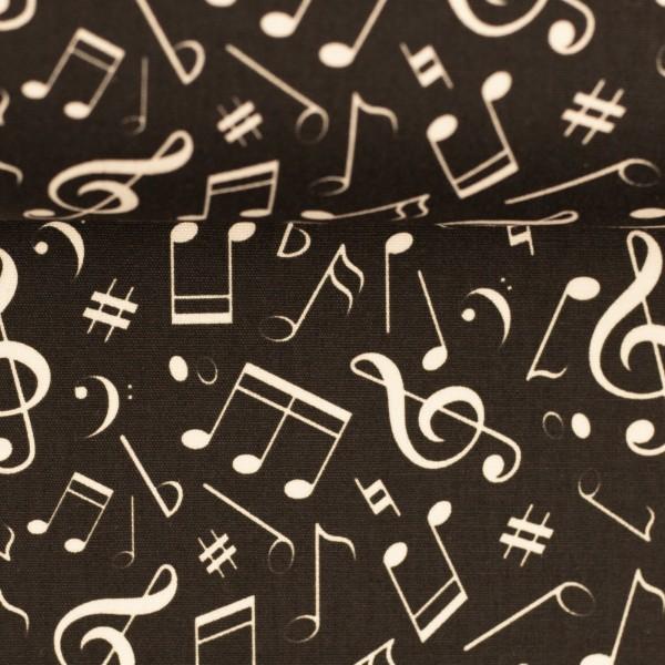 Baumwolle Noten Musik Swafing Kim 6