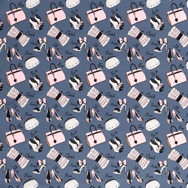 Baumwolle Mädchenkram Accessoires retro Swafing Kim
