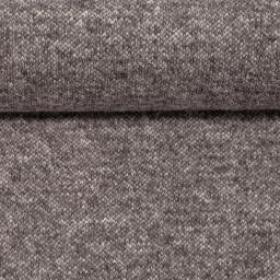 Strickstoff Marco Swafing grau meliert 3