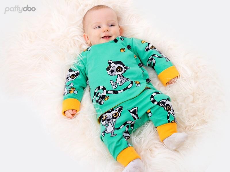 Schnittmuster Pippa Babyset von pattydoo 2