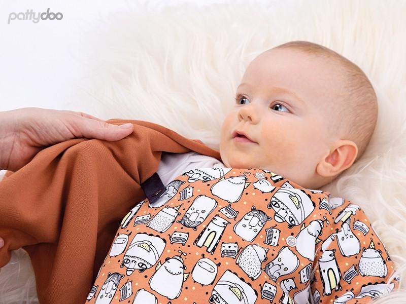 Schnittmuster Pippa Babyset von pattydoo 4