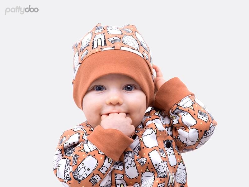 Schnittmuster Pippa Babyset von pattydoo 5