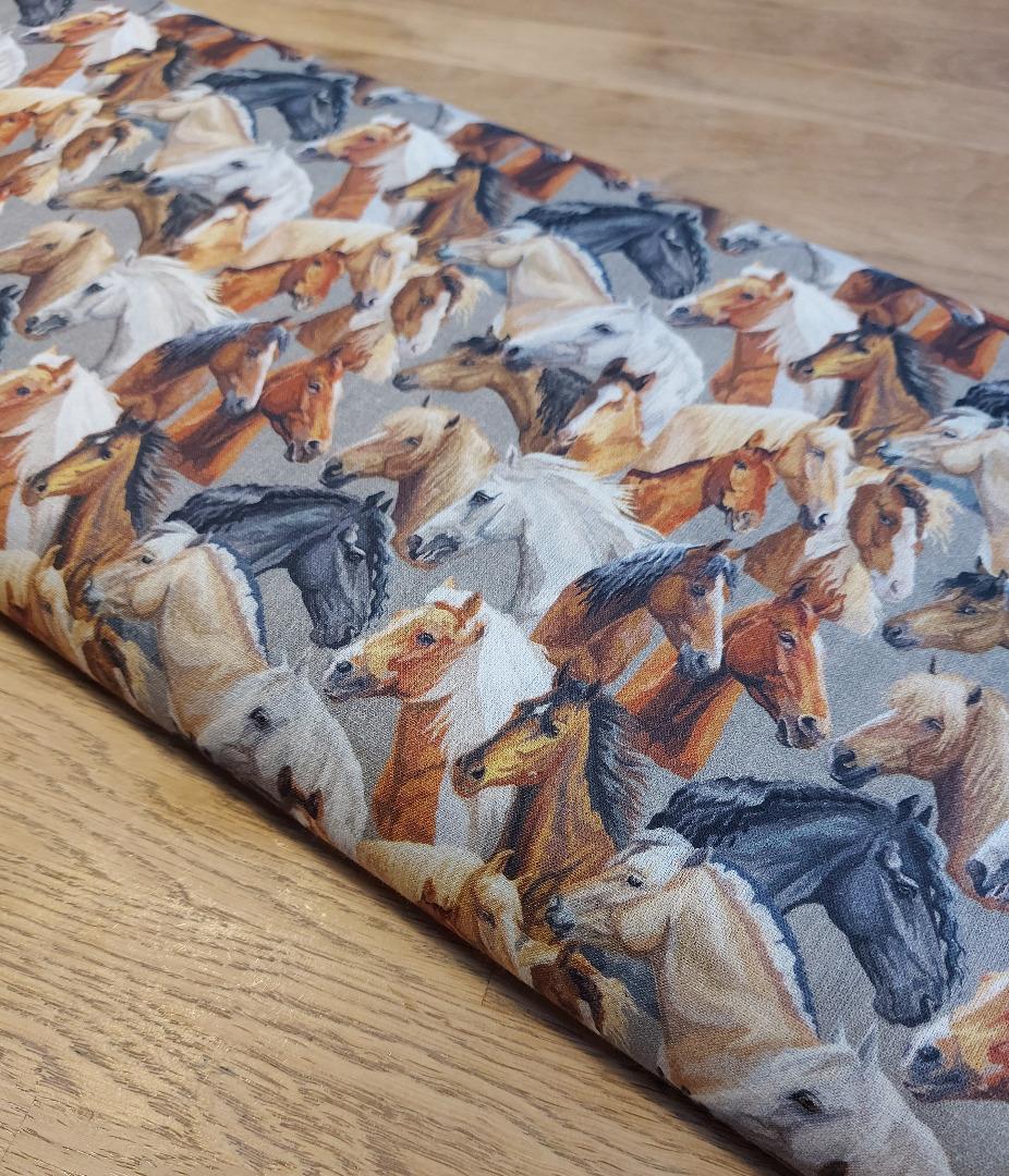 Baumwolle Pferde 4