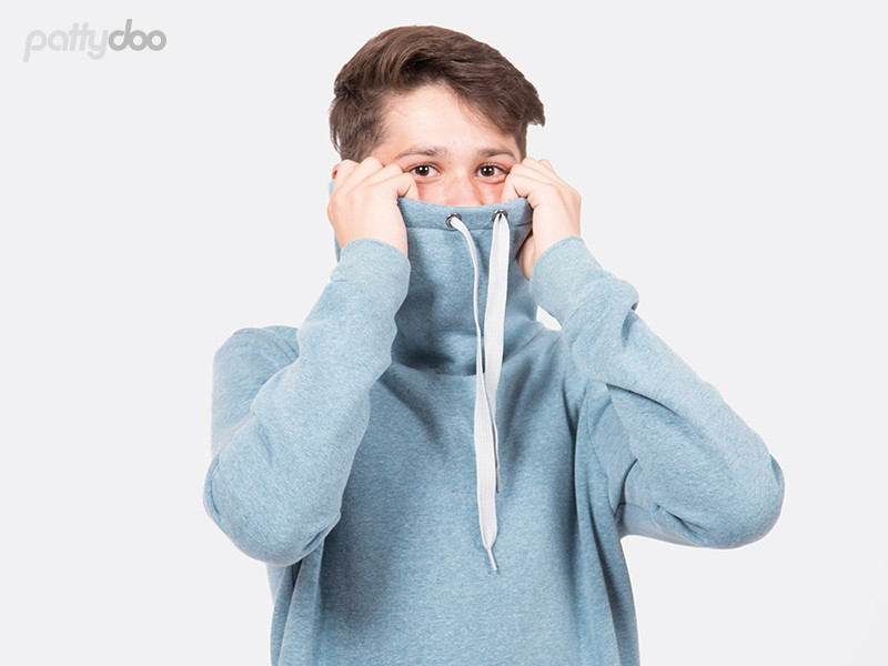Schnittmuster Mika Teenie Hoodie / pattydoo