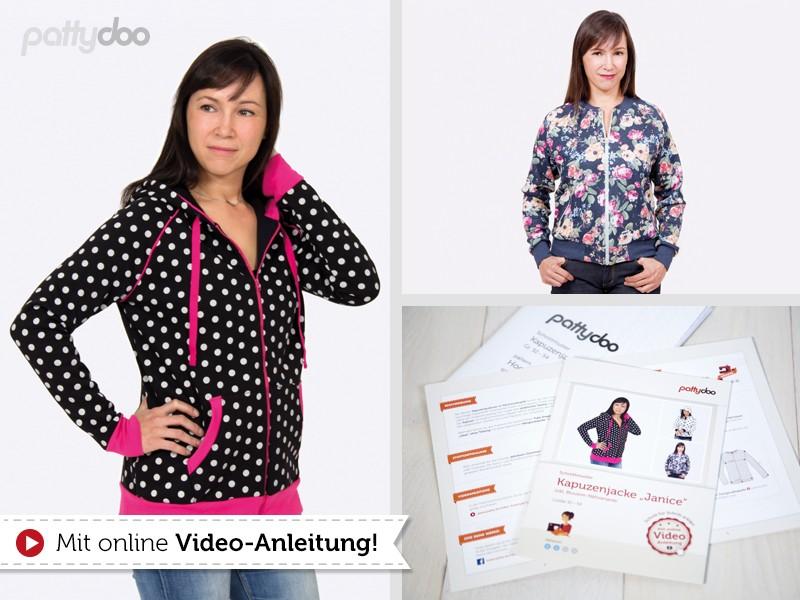Schnittmuster Janice / pattydoo