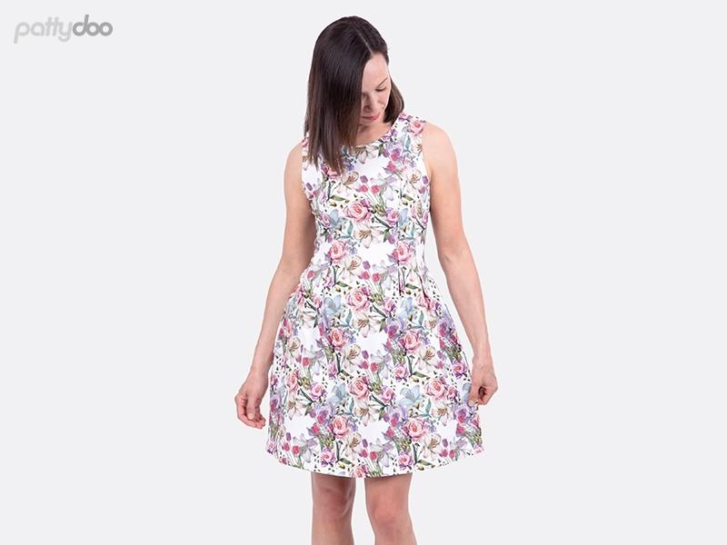 Schnittmuster Kleid Marie/ pattydoo 4