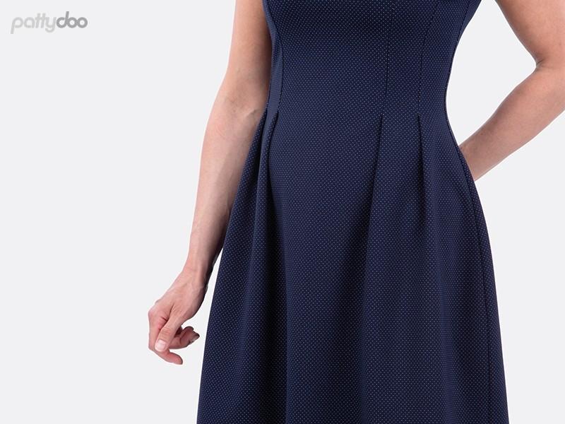 Schnittmuster Kleid Marie/ pattydoo 6