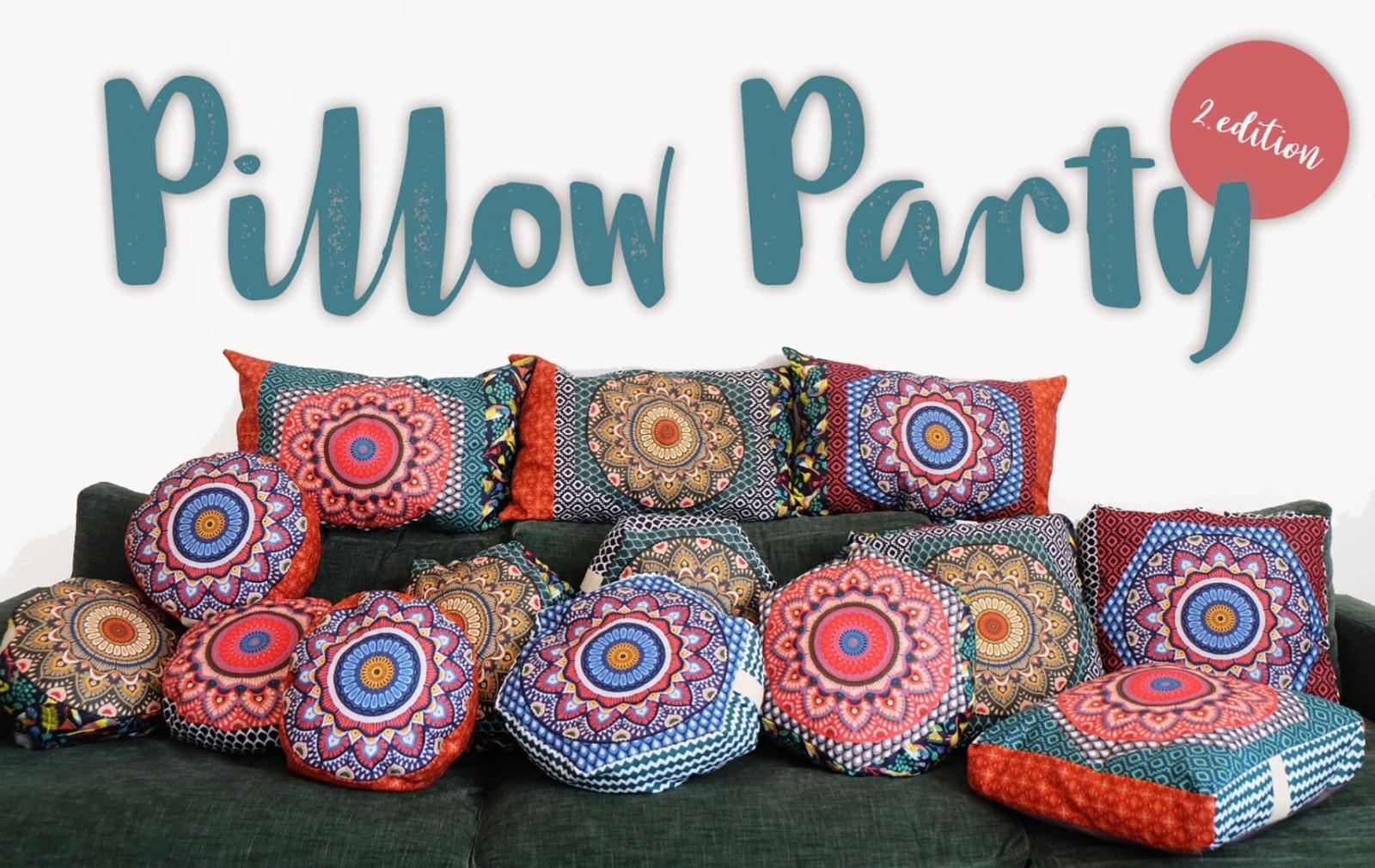Pillow Party von Swafing by jolijou neue Farbe - 3