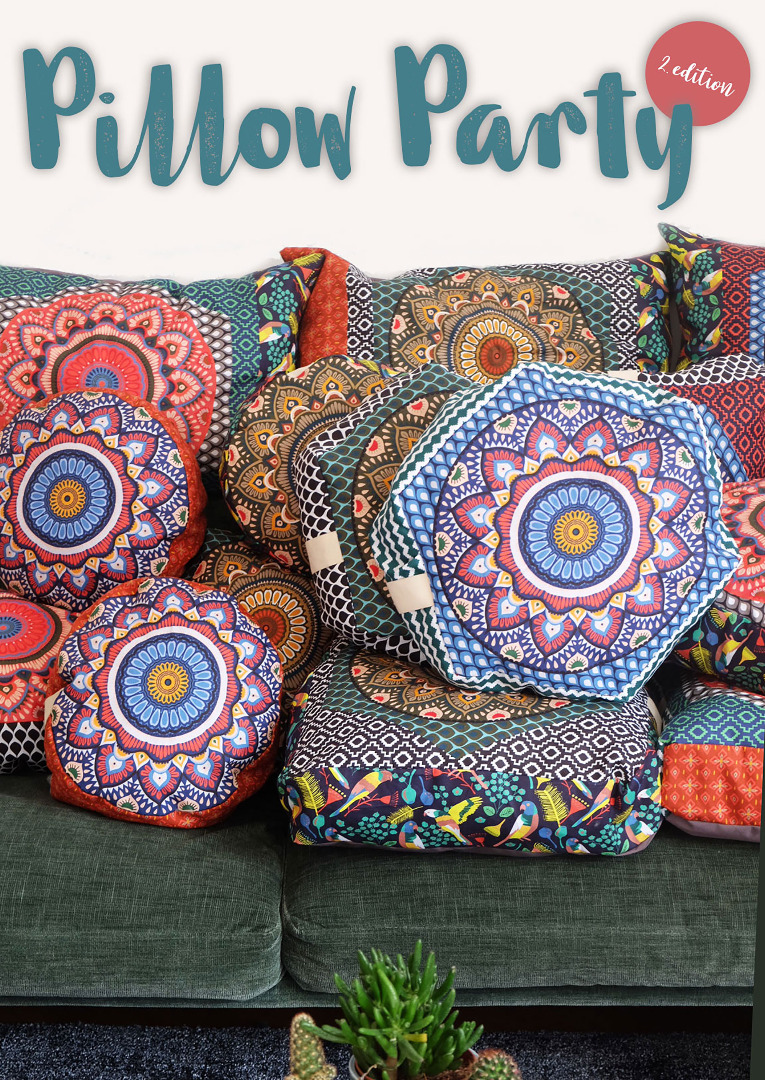 Pillow Party von Swafing by jolijou