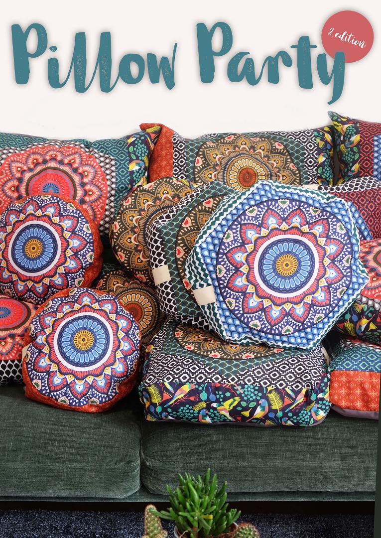 Pillow Party von Swafing by jolijou neue Farbe - 4