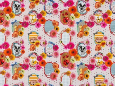 Dekostoff Taschenstoff fabricfever by Cherry Picking