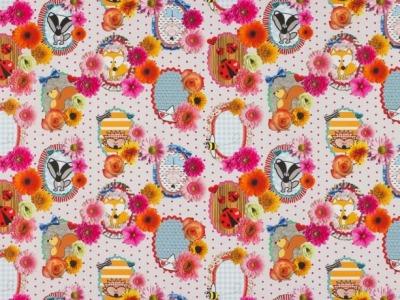 Dekostoff Taschenstoff fabricfever by Cherry Picking