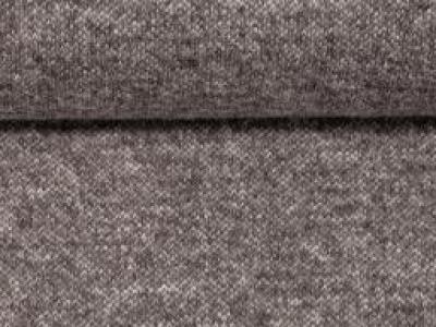 Strickstoff Marco Swafing grau meliert Toller
