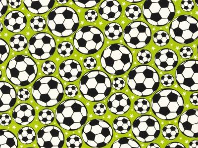 Baumwolle Fussball Fußball Swafing Kim