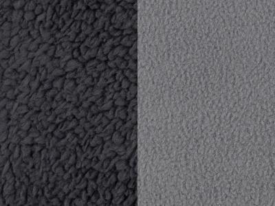 Doubleface Fleece Tamme 1450 Eur/m grau