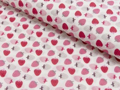 Baumwolle Erdbeere Raupe