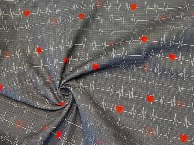 Baumwolle Baumwolle EKG Krankenhaus Krankenschwester Medizin