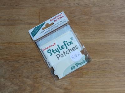 Stylefix-Patches, 1 Packung a 60 Stück, ca. 30 mm Durchmesser