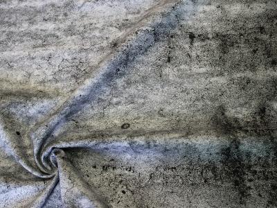 Mr. Grey Stone Canvas by Cherry Picking grau