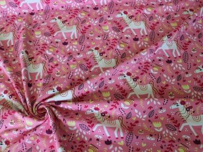 Jersey Pferde Pony rosa