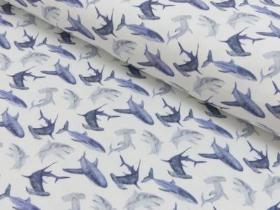 Jersey Hai Fische Haifisch