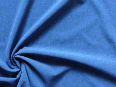 Softshell blau meliert