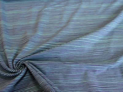 Avalana Jersey Streifen blau türkis dänisch